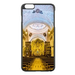 Church The Worship Quito Ecuador Apple Iphone 6 Plus/6s Plus Black Enamel Case