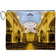 Church The Worship Quito Ecuador Canvas Cosmetic Bag (xxxl)
