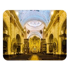 Church The Worship Quito Ecuador Double Sided Flano Blanket (Large)