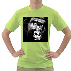 Gorilla Green T-Shirt