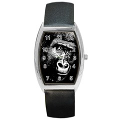 Gorilla Barrel Style Metal Watch