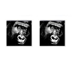 Gorilla Cufflinks (Square)