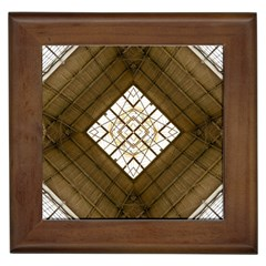 Steel Glass Roof Architecture Framed Tiles