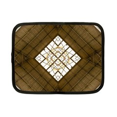 Steel Glass Roof Architecture Netbook Case (Small)