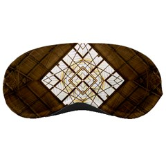 Steel Glass Roof Architecture Sleeping Masks
