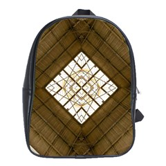 Steel Glass Roof Architecture School Bags(large)