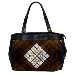 Steel Glass Roof Architecture Office Handbags