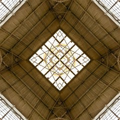 Steel Glass Roof Architecture Magic Photo Cubes