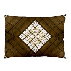 Steel Glass Roof Architecture Pillow Case (Two Sides)