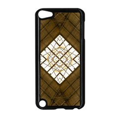 Steel Glass Roof Architecture Apple Ipod Touch 5 Case (black)