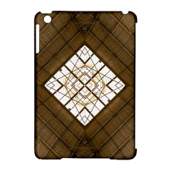 Steel Glass Roof Architecture Apple iPad Mini Hardshell Case (Compatible with Smart Cover)