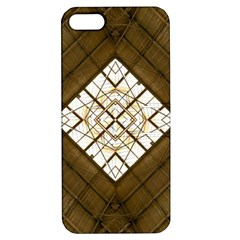 Steel Glass Roof Architecture Apple Iphone 5 Hardshell Case With Stand