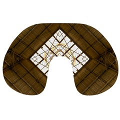 Steel Glass Roof Architecture Travel Neck Pillows