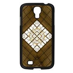 Steel Glass Roof Architecture Samsung Galaxy S4 I9500/ I9505 Case (black)