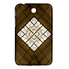 Steel Glass Roof Architecture Samsung Galaxy Tab 3 (7 ) P3200 Hardshell Case