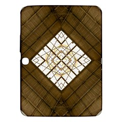 Steel Glass Roof Architecture Samsung Galaxy Tab 3 (10 1 ) P5200 Hardshell Case