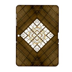Steel Glass Roof Architecture Samsung Galaxy Tab 2 (10 1 ) P5100 Hardshell Case