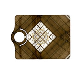 Steel Glass Roof Architecture Kindle Fire Hd (2013) Flip 360 Case