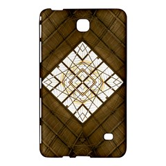 Steel Glass Roof Architecture Samsung Galaxy Tab 4 (7 ) Hardshell Case