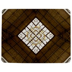 Steel Glass Roof Architecture Jigsaw Puzzle Photo Stand (Rectangular)