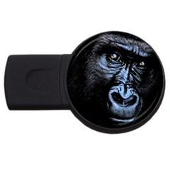 Gorilla USB Flash Drive Round (1 GB)