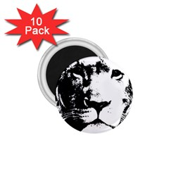 Lion  1.75  Magnets (10 pack)