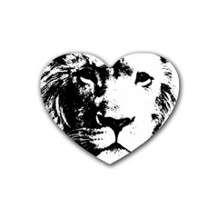 Lion  Heart Coaster (4 pack)