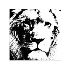 Lion  Small Satin Scarf (Square)