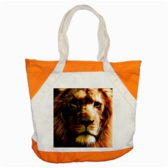 Lion  Accent Tote Bag