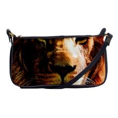 Lion  Shoulder Clutch Bags