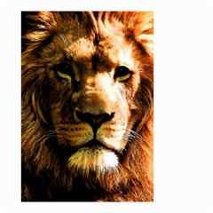 Lion  Small Garden Flag (Two Sides)