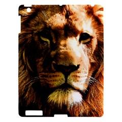 Lion  Apple iPad 3/4 Hardshell Case