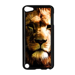 Lion  Apple iPod Touch 5 Case (Black)