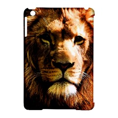 Lion  Apple iPad Mini Hardshell Case (Compatible with Smart Cover)