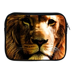 Lion  Apple iPad 2/3/4 Zipper Cases