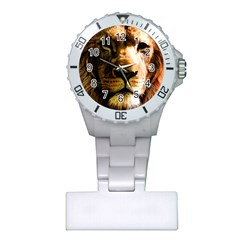 Lion  Plastic Nurses Watch