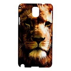 Lion  Samsung Galaxy Note 3 N9005 Hardshell Case