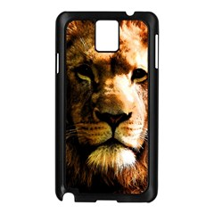 Lion  Samsung Galaxy Note 3 N9005 Case (Black)