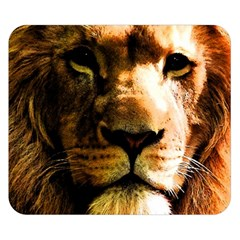 Lion  Double Sided Flano Blanket (Small)