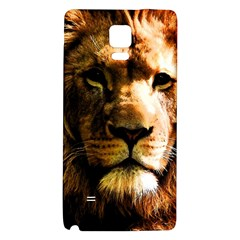 Lion  Galaxy Note 4 Back Case