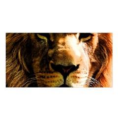Lion  Satin Shawl