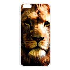 Lion  Apple Seamless iPhone 6 Plus/6S Plus Case (Transparent)