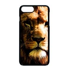 Lion  Apple iPhone 7 Plus Seamless Case (Black)