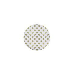 Angry Emoji Graphic Pattern 1  Mini Buttons