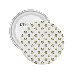 Angry Emoji Graphic Pattern 2.25  Buttons
