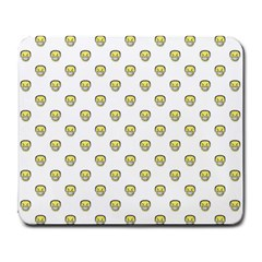 Angry Emoji Graphic Pattern Large Mousepads