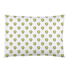 Angry Emoji Graphic Pattern Pillow Case (Two Sides)