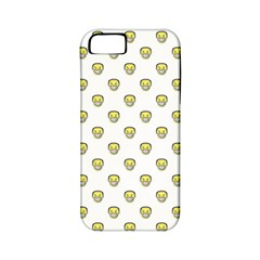 Angry Emoji Graphic Pattern Apple iPhone 5 Classic Hardshell Case (PC+Silicone)