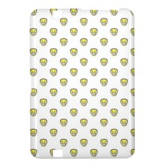 Angry Emoji Graphic Pattern Kindle Fire HD 8.9