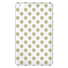 Angry Emoji Graphic Pattern Samsung Galaxy Tab Pro 8.4 Hardshell Case